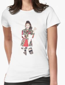 TWICE 'Im Na-yeon' Typography Womens Fitted T-Shirt