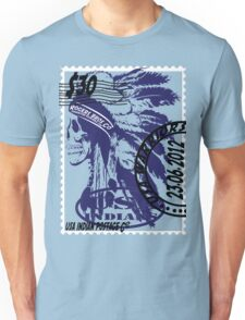usa indians by rogers bros Unisex T-Shirt