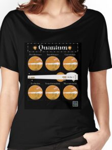"""Sheldon Wears Quantum - ORANGE""© Women's Relaxed Fit T-Shirt"