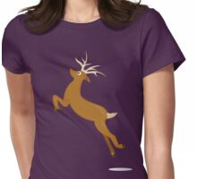 Jump! Womens Fitted T-Shirt