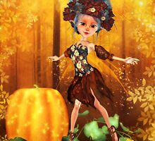 Faerie of Autumntide by Brandy Thomas
