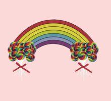 Rainbows and Lollipops Kids Clothes