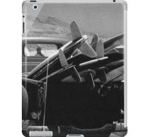 OVERFIFTEEN READY TO CRUISE iPad Case/Skin