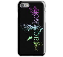 iTaeken iPhone Case/Skin