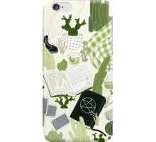 Cactus Spell Part Two iPhone Case/Skin