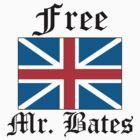 Free Mr. Bates by Jared McGuire