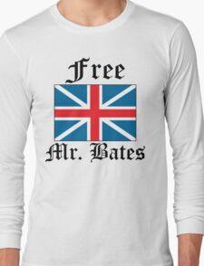 Free Mr. Bates Long Sleeve T-Shirt