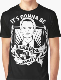 Legendary, Suit Up Graphic T-Shirt