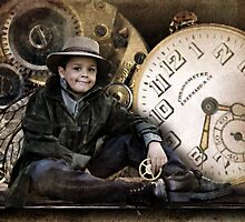 The Little Time Keeper by Shelly Harris