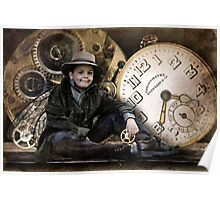 The Little Time Keeper Poster