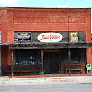 Route 66 - Hardware Store, Erick, Oklahoma by Frank Romeo