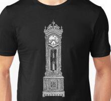 Grandpa Clock on dark Unisex T-Shirt