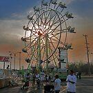 Ferris Wheel by Elizabeth Burton