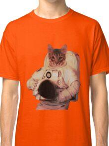 Cat Astronaut Classic T-Shirt
