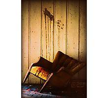splatter Photographic Print