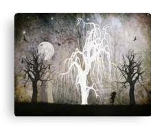 The Darklands Canvas Print