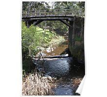 Innman Valley bridge Poster