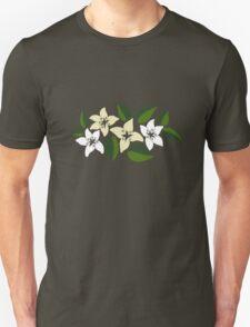Tropical Flowers 2 Unisex T-Shirt