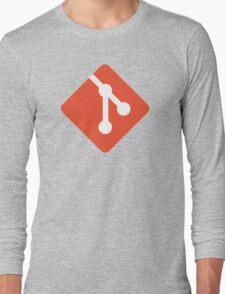 Git Logo Long Sleeve T-Shirt