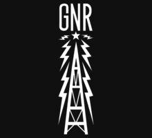 Galaxy News Radio - White by Nick  Wagner