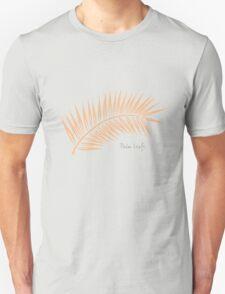 Palm Leaf 1 Unisex T-Shirt