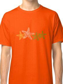 Starfish 2 Classic T-Shirt