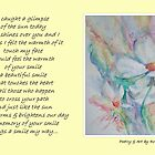 Poetry in Art - Smile by Robin Monroe