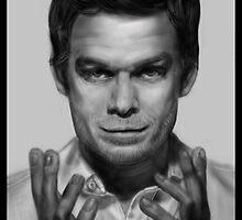 Dexter by stevencraigart