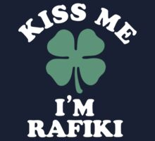 Kiss me, Im RAFIKI by wandad