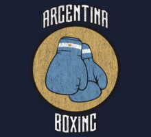 Argentina Boxing by CreativoDesign