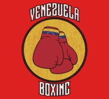 Venezuela Boxing by CreativoDesign