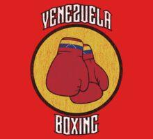 Venezuela Boxing T-Shirt