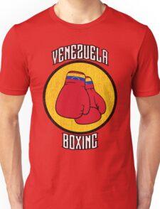 Venezuela Boxing Unisex T-Shirt