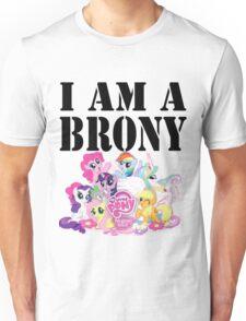 I am a Brony Unisex T-Shirt