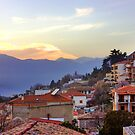 Sunshine Over Delphi by sarahcronkphoto