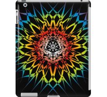 Spiky Rainbow Vortex iPad Case/Skin