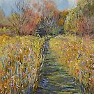 Path in the Meadow by Michael Creese