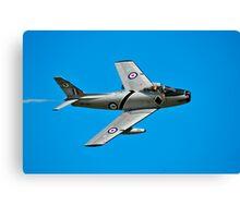 CAC CA-27 Sabre, A94-983, 76 Squadron, RAAF Canvas Print