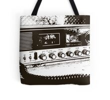 Classic Radio Tote Bag
