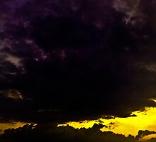 Yellow thin line...Thank you for 169,144 views at 814 images:) by Kornrawiee
