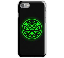 Hail Cthulhu (filled) iPhone Case/Skin