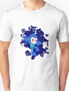 the blue bomber T-Shirt