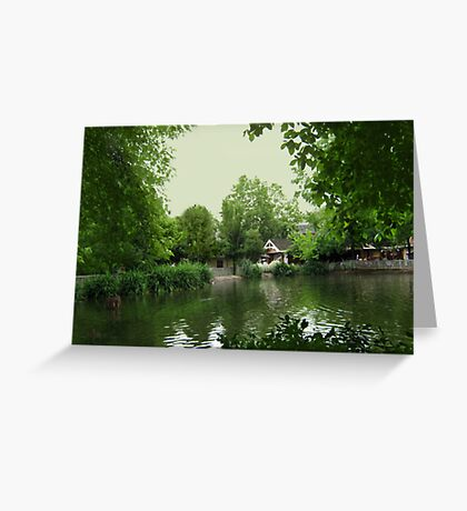 ✿⊱╮A TOUCH OF NATURE   ✿⊱╮ Greeting Card