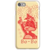 Bo Bo Retro iPhone Case/Skin