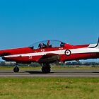 PC-9/A, A23-051, The Roulettes, RAAF East Sale by Tim Pruyn