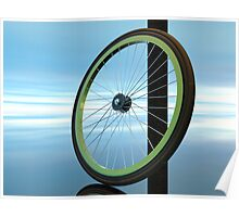 The Wheel MkII Poster