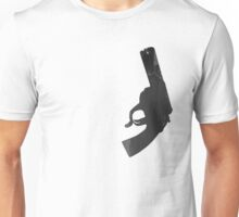 A Gunshot To The Head Unisex T-Shirt