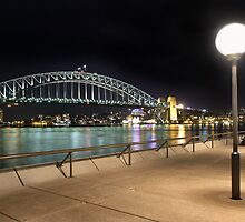 Sydney Harbour View by Shannon Rogers