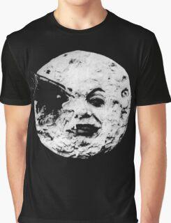 Le Voyage Dans La Lune Graphic T-Shirt