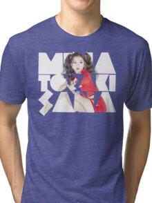 TWICE 'Minatozaki Sana' Typography Tri-blend T-Shirt